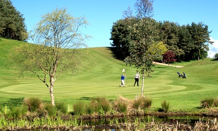 18 Holes of Golf for Up to Four at St Michaels Golf Club