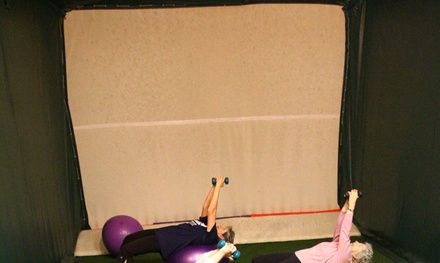 $59 for $200 Worth of 4 weeks of Golf Fitness at Forebody Golf Fitness