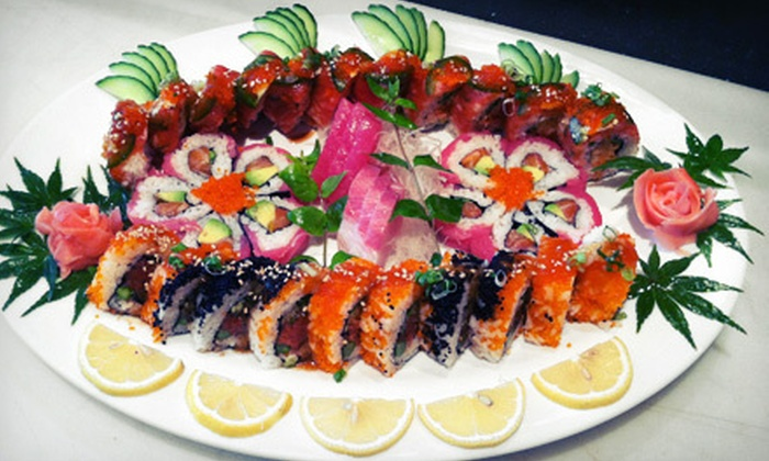 Maisie's Sushi House - Modesto: $12 for $25 Worth of Japanese Food at Maisie's Sushi House