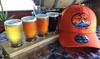 3rd Wave Brewing Co. - Delmar: Craft Beer Tasting and Take-Home Metal Tacker for Two at 3rd Wave Brewing Co. (Up to 41% Off)
