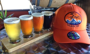 3rd Wave Brewing Co.: Craft Beer Tasting and Take-Home Pint Glasses for Two or Four at 3rd Wave Brewing Co. (Up to 51% Off)