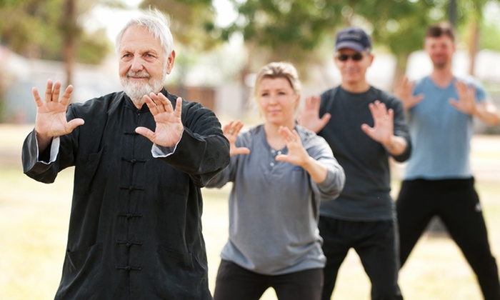 Tai chi classes for seniors near me