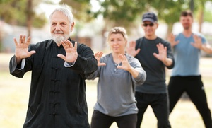 T'ai Chi Ch'uan Academy: Six Tai Chi Classes or One Month of Unlimited Tai Chi Classes at T'ai Chi Ch'uan Academy (Up to 75% Off)