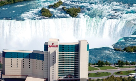 Stay with Dining Credit at Niagara Falls Marriott Fallsview Hotel & Spa in Ontario