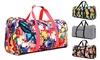"WalvoLife 22"" Travel and Gym Duffel Tote Bag"