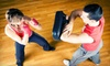 Wai Kru (Parent Account and ALLSTON location) - Multiple Locations: Two Private Martial-Arts Lessons, One Group Lesson, or a One-Month Membership at Wai Kru (Up to 75% Off)