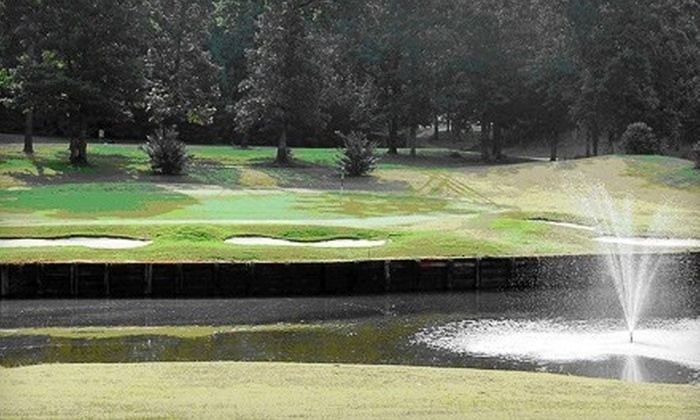 Timberlake Country Club - Lake Murray: 18-Hole Round of Golf for Two or Four with Cart Rental at Timberlake Country Club (Up to 55% Off)