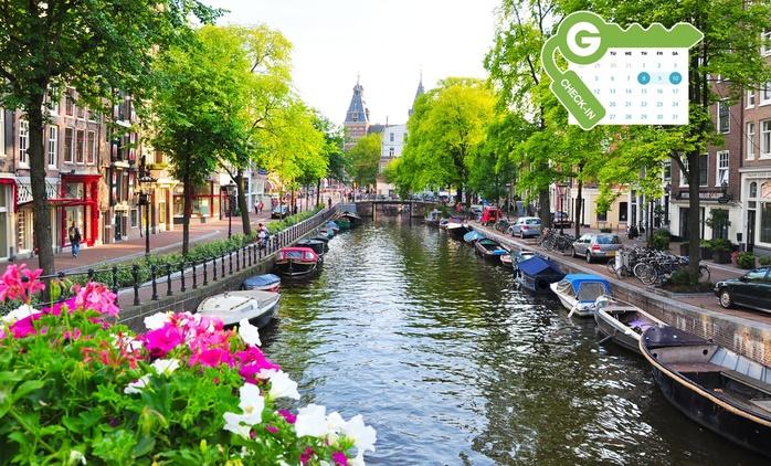 Amsterdam: Aufenthalt für Zwei mit Frühstück, WiFi und opt. Parkplatz im Park Inn by Radisson Amsterdam Airport Schiphol
