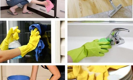 Up to 60% Off House Cleaning Session at Brazilian Cleaning Solutions