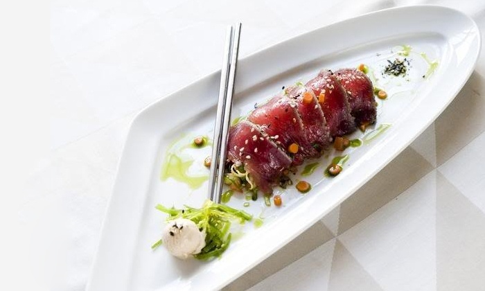 Sushi Fugu - Highland Village: $20 for $40 Worth of Sushi and Asian Fusion Cuisine at Sushi Fugu