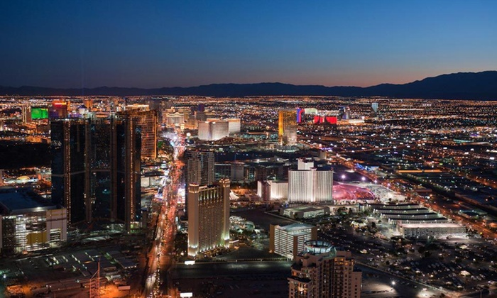 Blackstone Hotel Las Vegas - Paradise: Two-Night Stay with $20 Dining Credit and Shuttle Service at Blackstone Hotel Las Vegas