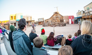Full Day of Family Attractions for Two, Four, or Eight at Rawhide (Up to 58% Off)