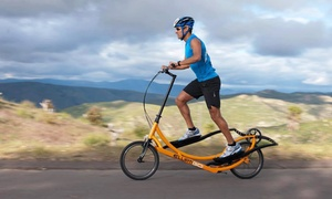 Utah Home Fitness: Four-Hour ElliptiGO Rental for One or Two from Utah Home Fitness (Up to 75% Off)