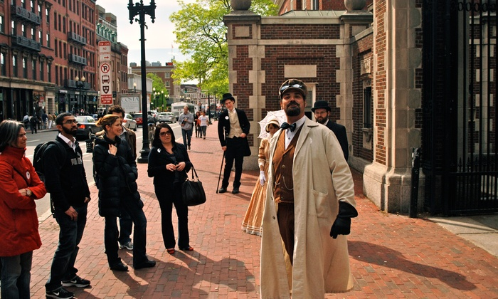 Cambridge Historical Tours - Harvard Square: Harvard, Old Cambridge, or Innovations of Cambridge Tour for Two from Cambridge Historical Tours (50% Off)