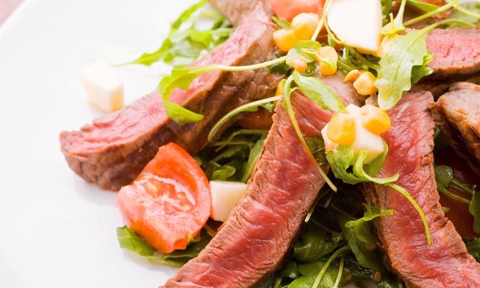 Asso Cafè Restaurant - Cagliari: Menu con specialità tipiche e vino da 24,90 €