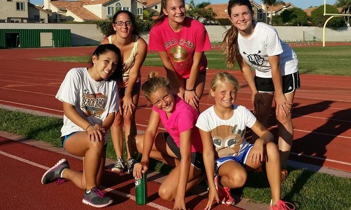 Orange County Youth Sports Academy - Huntington Beach: Four Weeks of Sports Camp at Orange County Youth Sports Academy (65% Off)