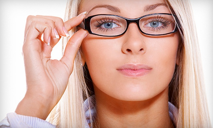 Wolf Eye Center - Lakes: $50 for $200 Worth of Prescription Eyewear and Services at Wolf Eye Center