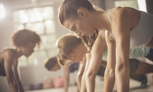 Healthy Body Works: Four Weeks of Unlimited Boot-Camp Classes at Healthy Body Works (65% Off)