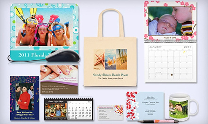 Vistaprint: $19 for $50 Worth of Custom-Printing Services from Vistaprint
