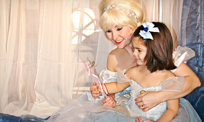 Marietta Princess - Northeast Cobb: $50 for a Princess Appearance with Games and Dancing from Marietta Princess ($100 Value)