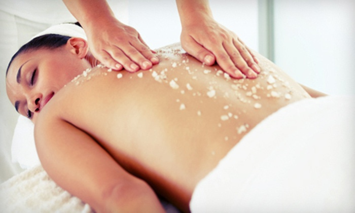 Impressions Spa Therapy - Mount Pleasant: $69 for Sugar Scrub with Body Mask and Choice of Facial at Impressions Spa Therapy (Up to $175 Value)
