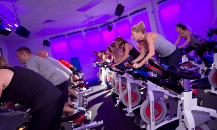 REV Indoor Cycling + Fitness - REV Indoor Cycle + Fitness: 5 or 10 Indoor Cycling, Barre or Fitness Classes at REV Indoor Cycling + Fitness (Up to 63% Off)
