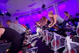 REV Indoor Cycling + Fitness: 5 or 10 Indoor Cycling, Barre or Fitness Classes at REV Indoor Cycling + Fitness (Up to 63% Off)
