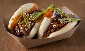 Shanghai Bao Kitchen: $18 for Three Groupons, Each Good for $10 Worth of Dumplings at Shanghai Bao Kitchen ($30 Value)