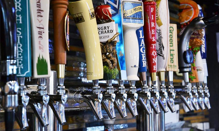 Union Ale House - Prospect Heights: Pub Fare at Union Ale House (40% Off). Two Options Available.