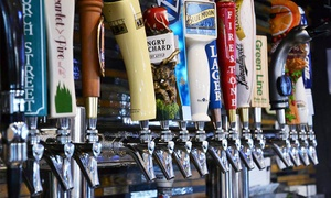 Union Ale House: Pub Fare at Union Ale House (45% Off). Two Options Available.