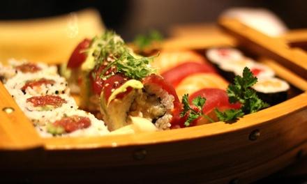 Menú degustación para 2 personas con 5 platos, postre y bebida desde 59 € en Shibui