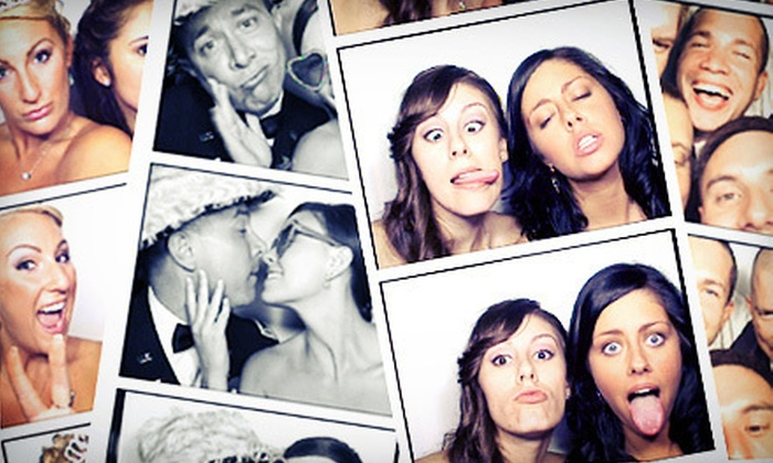 Photo In a Box - Washington DC: $689 for a Four-Hour Photo-Booth Rental with Prints, Delivery, Setup, and Breakdown from Photo In a Box ($1,600 Value)
