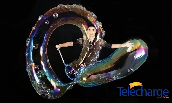 Gazillion Bubble Show - New World Stages: Gazillion Bubble Show (Through February 26)