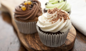 Gourmet Cake Express: $19 for 24 Decorated Mini Cupcakes from Gourmet Cake Express, Lewisham ($52 Value)