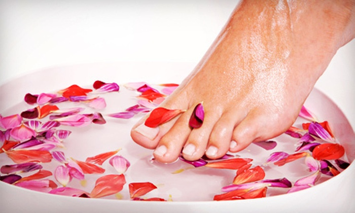 Create A New Body Spa - Branson: One, Three, or Five Ionic Detox Footbaths at Create A New Body Spa (Up to 66% Off)