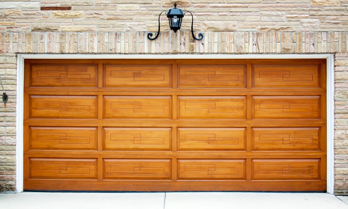 Beverly Garage Doors - Merrionette Park: Garage-Door Reconditioning with Optional Keyless-Entry System Installation from Beverly Garage Doors (Up to 60% Off)