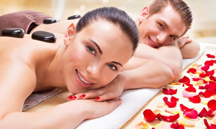 60-Minute Massage or 70-Minute Couples Massage with Footbath and Reflexology at Sam's Spa (Up to 56% Off)
