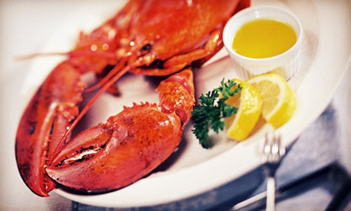 Chicago Oyster House - South Loop: Maine Lobster Entrees for One or Two at Chicago Oyster House (Half Off)