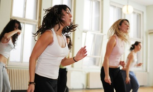 LKN Athletic Club: 10 or 20 Zumba, Yoga, or Spin Classes at LKN Athletic Club (Up to 90% Off)