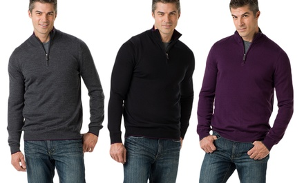 Men's Report Collection Sweaters. Multiple Styles and Colors Available. Free Returns.