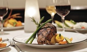 Jack's Place: $49 for a Three-Course Steak-or-Seafood Dinner for Two with Valet Parking at Jack's Place ($105.90 Value)