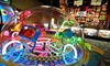 Big Thrill Factory - Minnetonka - Hopkins: All-Day Unlimited-Attraction Play Passes for Two, Four, or Six at Big Thrill Factory (Up to 48% Off)