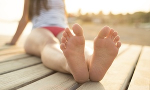 Body Bar Laser Clinic: Toenail-Fungus Removal for One or Both Feet or Two Wart-Removal Sessions at Body Bar Laser Clinic (Up to 87% Off)