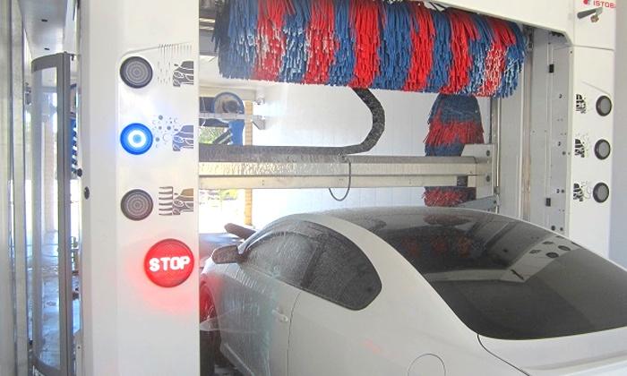24 Hour Max Car Wash - Fallbrook: Three or Six Platinum Car Washes at 24 Hour Max Car Wash (Up to 60% Off)