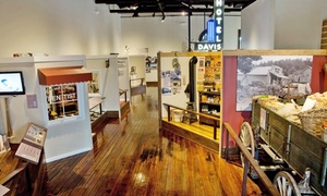 Bartow History Museum: Admission for Two or Four to Bartow History Museum (Up to 27% Off)
