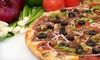 Cheezers gourmet pizza - Arden - Arcade: $10 for $20 Worth of Pizza, Pasta, and Sandwiches at Cheezer's Gourmet Pizza