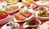 Taparia Emilia - Hamburg: Tapas-Buffet All-you-can-eat für Zwei oder Vier in der Taparia Emilia (bis zu 50% sparen*)