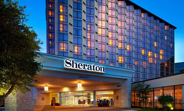 Sheraton Dallas Hotel By The Galleria Tx Stay With Optional Parking At
