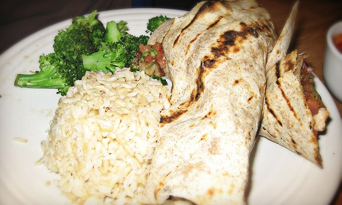 WaterCourse Foods - Uptown: $10 for $20 Worth of Vegetarian Comfort Food at WaterCourse Foods