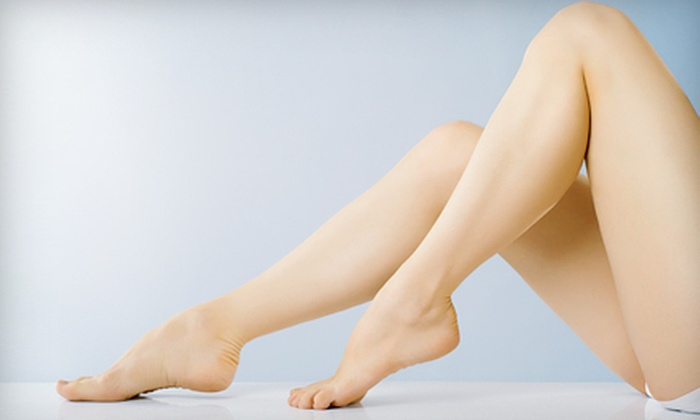 Laser Sculpture - Multiple Locations: $99 for Two Laser Vein or Sclerotherapy Treatments at Laser Sculpture ($600 Value)